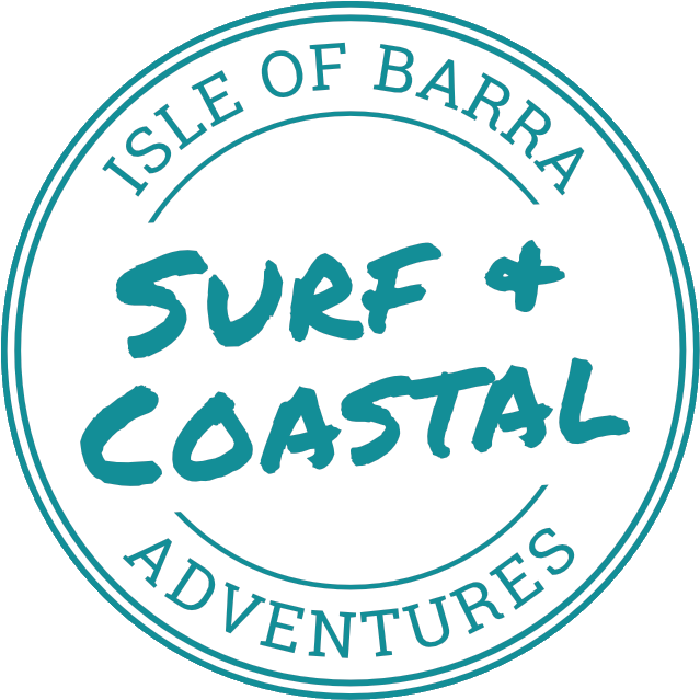Guided surf, coasteering, snorkelling & kayak day adventures on Isle of Barra