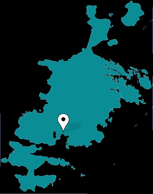 Isle of Barra Outline