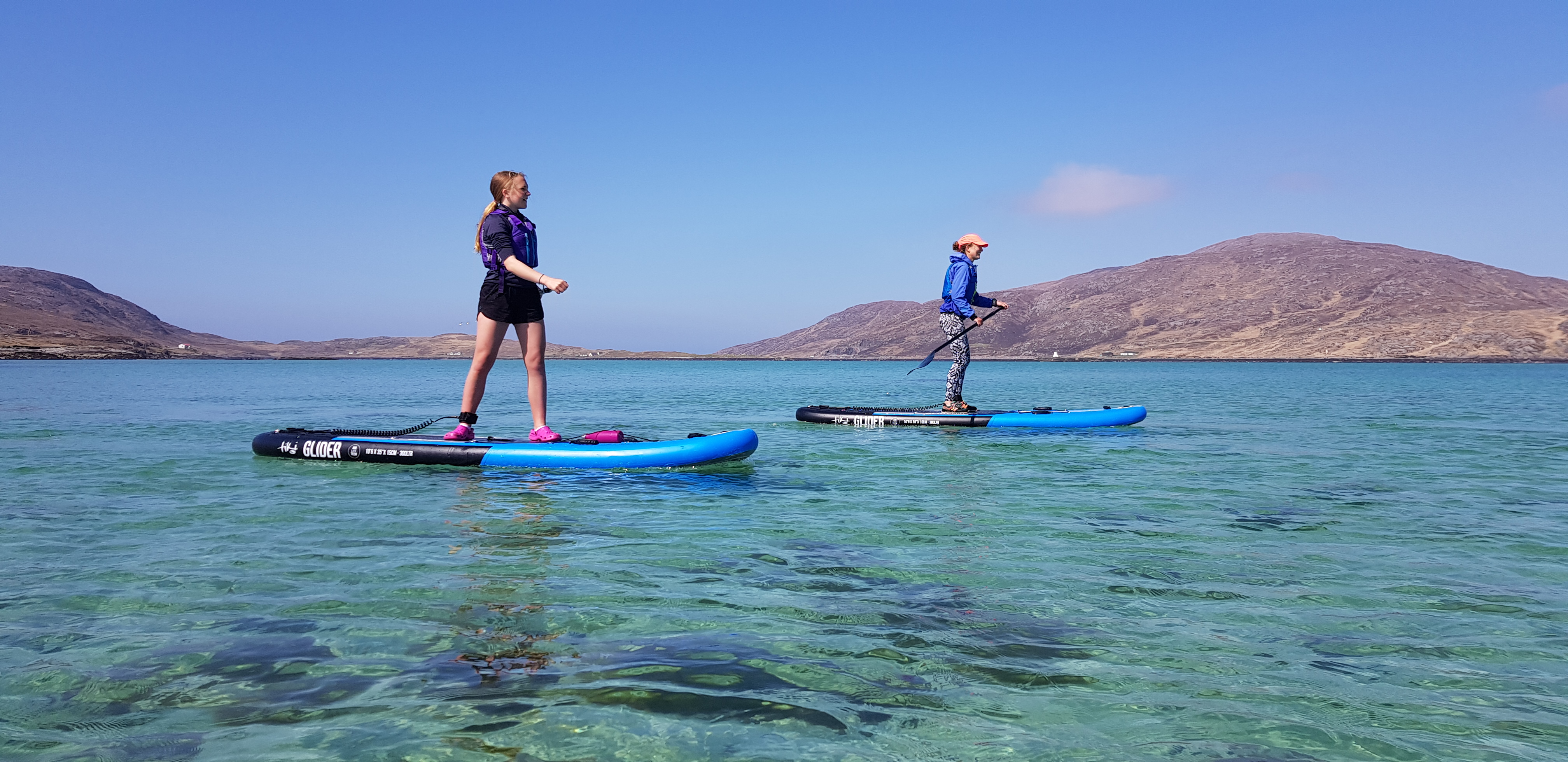 Paddleboard trips, lessons or hire banner image