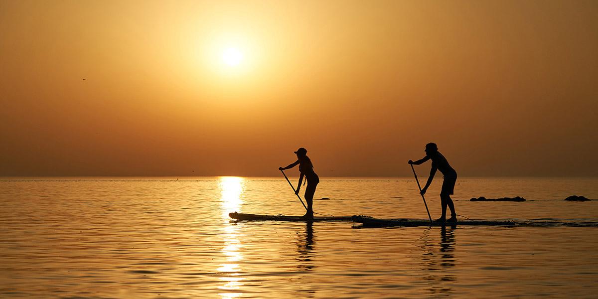 SUP Paddleboard Hire
