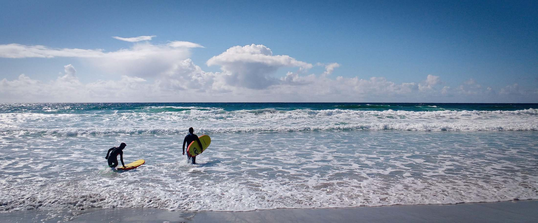 Barra Hebrides Surfing School and Lessons