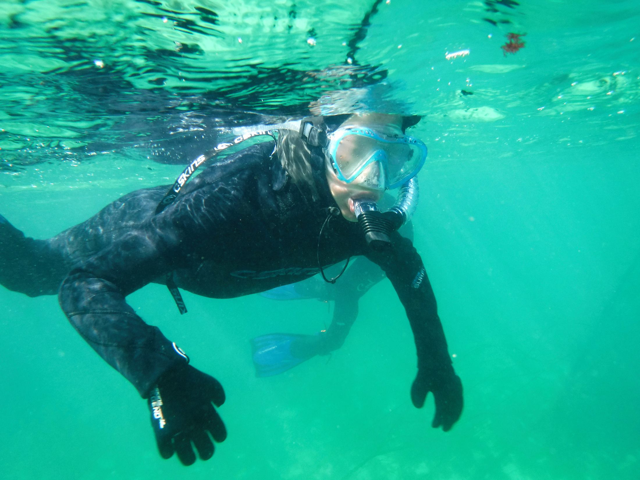 Barra Hebrides snorkelling adventure day out